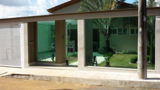 Casa térrea simples
