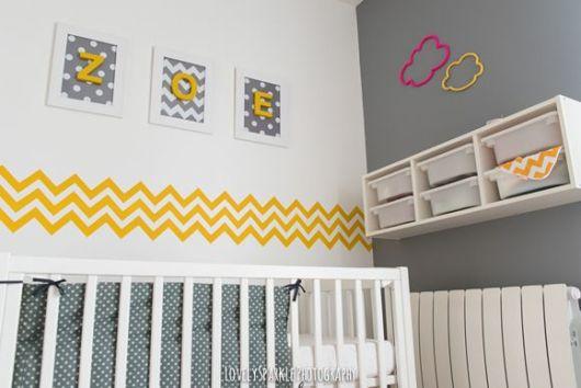 cores quarto de bebê menina