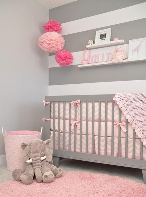 Quarto de beb simples e barato 40 inspira es sensacionais for Objetos baratos para decorar