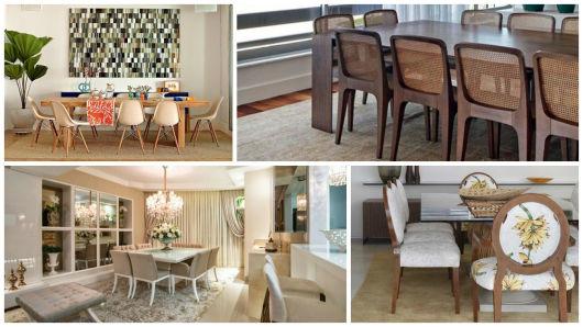 Tapete Indicado Para Sala De Jantar ~ Tapetes para sala de jantar 25 fotos e modelos!