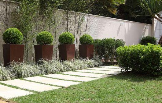 plantas jardim