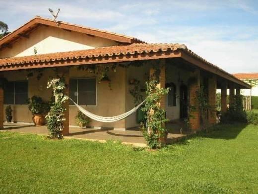 casa simples com terraço
