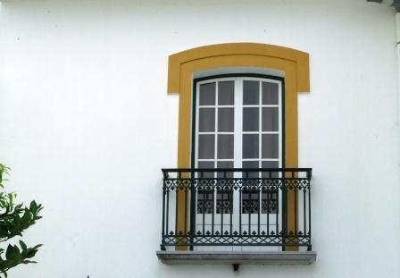 sacada casa colonial