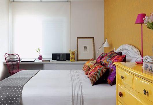 cor quarto de casal
