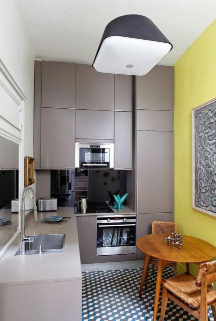 decoração cozinha pequena
