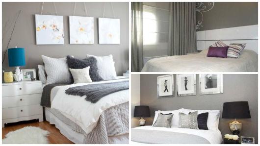 decoração simples quarto