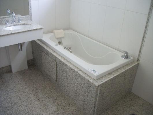 banheira pequena