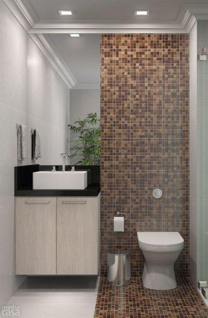 REBAIXAMENTO DE GESSO guia completo! -> Drywall Banheiro Pequeno