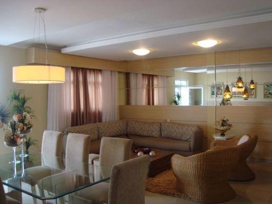 decoração ambientes integrados
