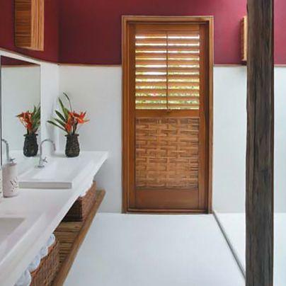 banheiro com epóxi