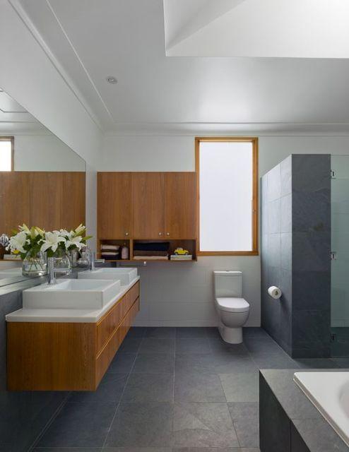ardósia banheiro