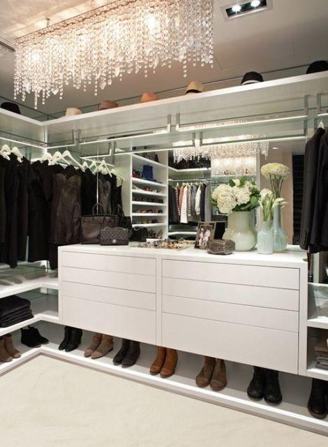 closet de luxo