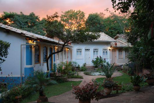 casas coloniais