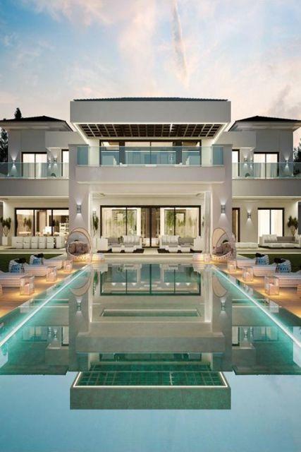 casa luxuosa