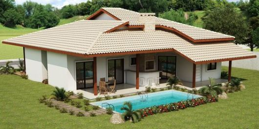60 Casas De Campo Projetos Imperd Veis Modelos E Plantas