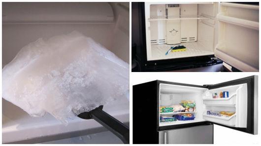 limpeza freezer