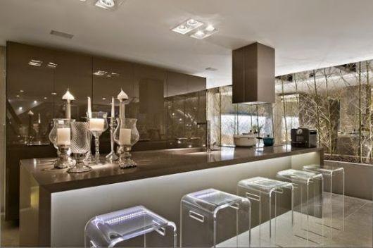 decoração moderna cozinha