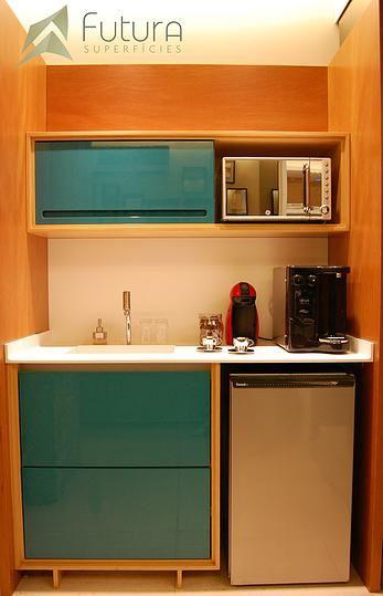 cozinha kitnet