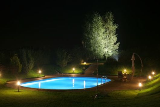 iluminacao jardim poste:ILUMINAÇÃO DE JARDIM: tipos e modelos!