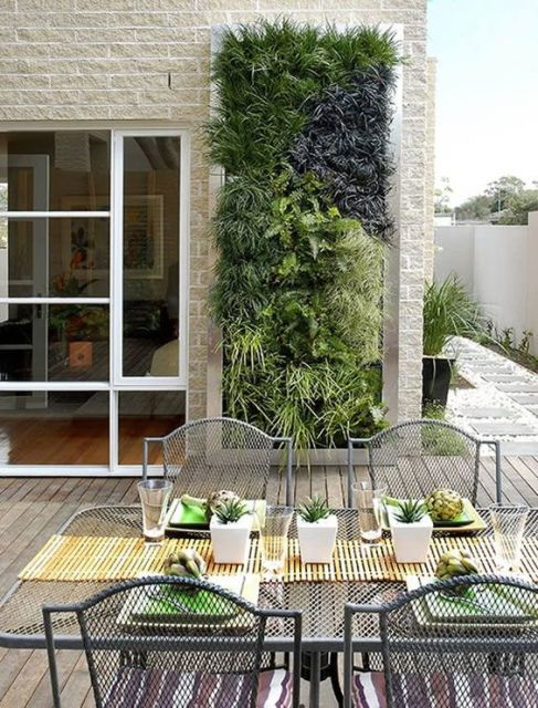 jardim vertical externo:Jardim vertical externo