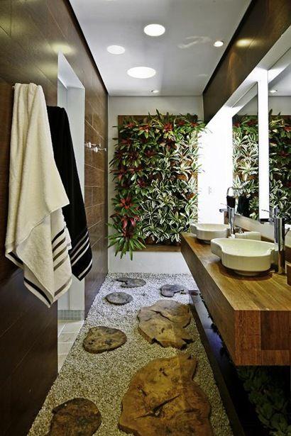 banheiro casal moderno