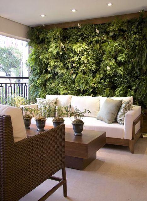 jardim-vertical-horta # jardim vertical na sacada