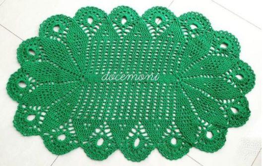 tapete verde