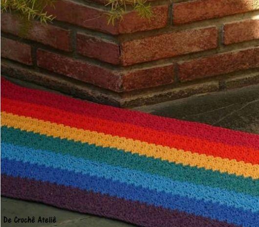 tapete arco-íris