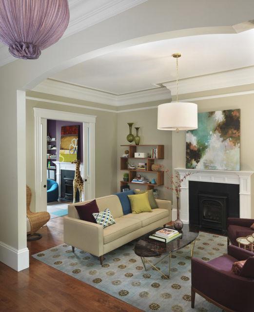 Salas modernas pequena rústica