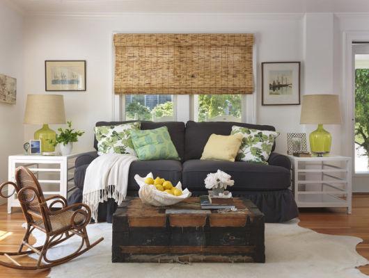 Salas modernas pequena simples