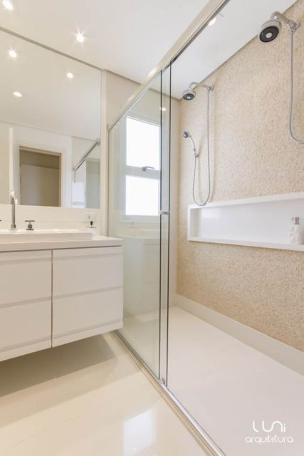 Box para banheiro modelos, preços e dicas! -> Gabinete De Banheiro Duplo