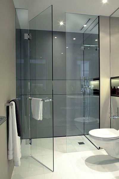 Box para banheiro modelos, preços e dicas! -> Banheiro Moderno Com Box