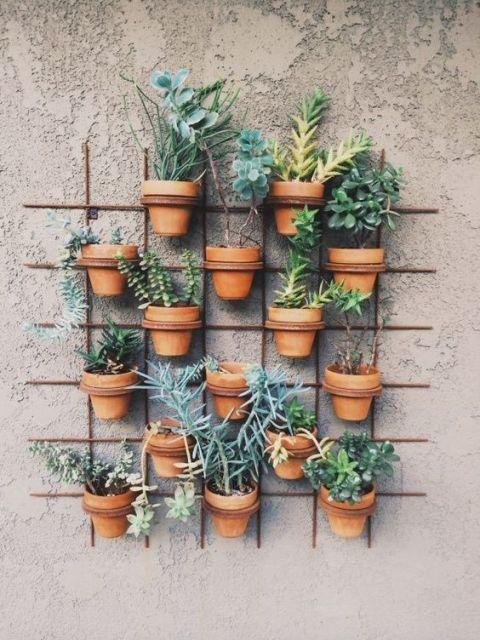 jardim vertical tecido:jardim vertical é ideal para pequenos espaços