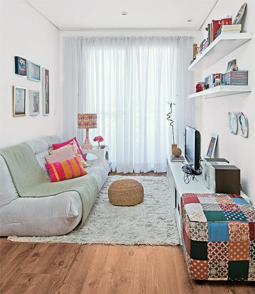 Como decorar uma sala – pequena ou grande: 60 ideias!