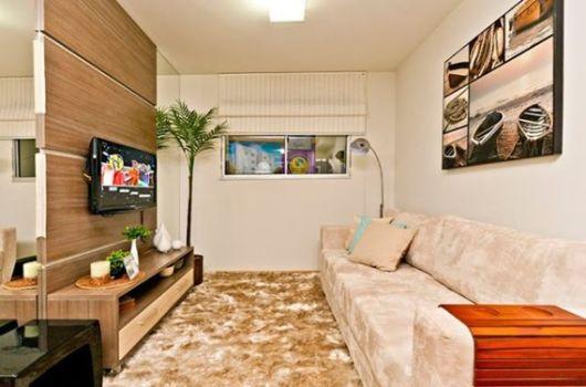 Sala Pequena Com Tapete ~ sala pequena com tapete