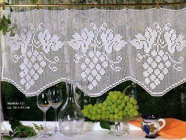 bordado de uva