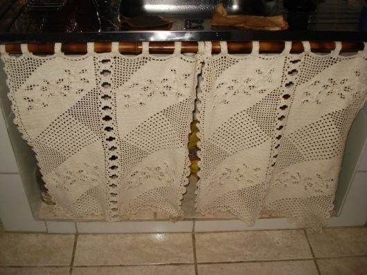 cortina para bancada