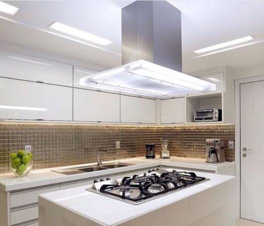 70 Projetos de Cozinha Planejada Pequena: Decoração, dicas e preço!