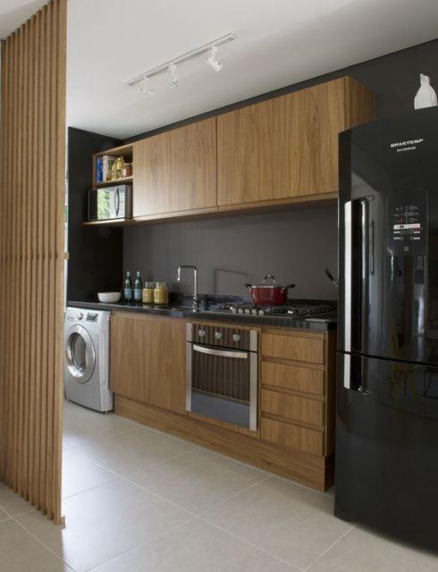 Another Image For Cozinha planejada pequena: projetos, dicas e preço!