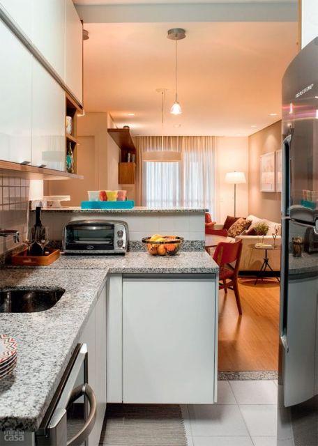 Cozinha planejada pequena: projetos, dicas e preço!