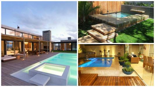 modelos piscinas