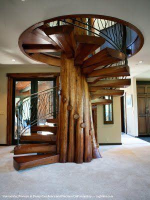 escada de madeira 50 modelos de projetos e tipos