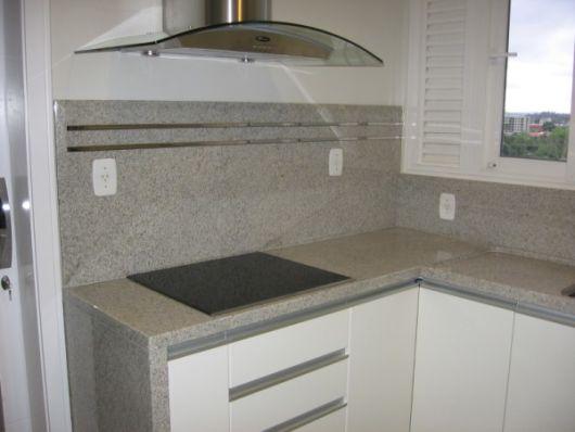 fogão moderno cozinha