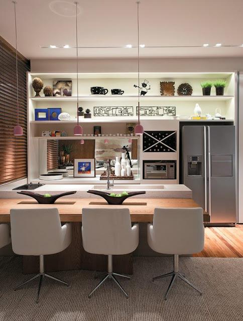 nichos na decoracao : Nichos para cozinha: 40 ideias de como usar na decora??o!