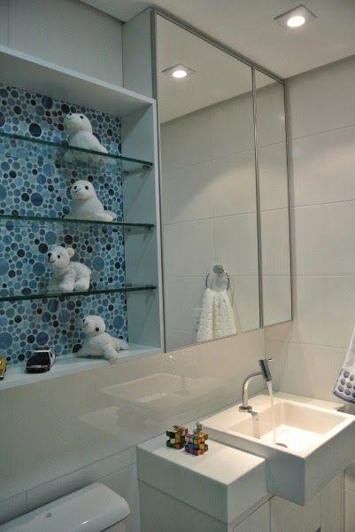 banheiro criança