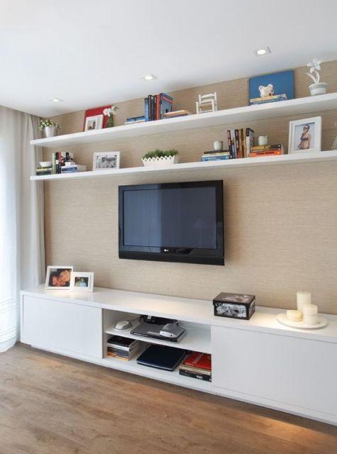 TV na parede