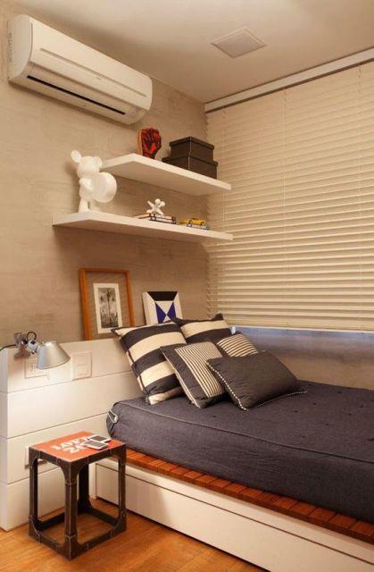 cama futón