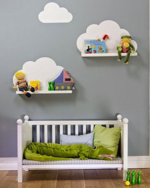 decoração quarto bebê