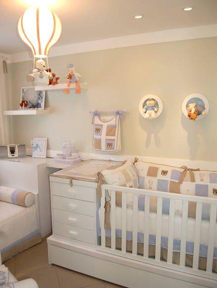 lustre quarto bebê