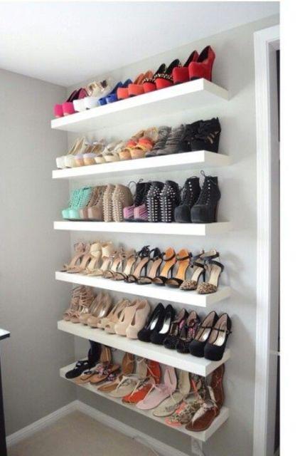 sapateira closet